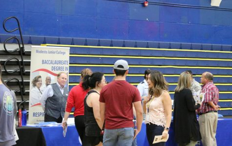 College Night Comes to THS