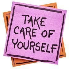 Self-Care While Quarantined